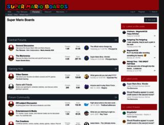 marioboards.com screenshot