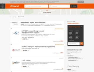 marioexpress.firmy.net screenshot