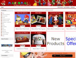 mariofriend.com screenshot