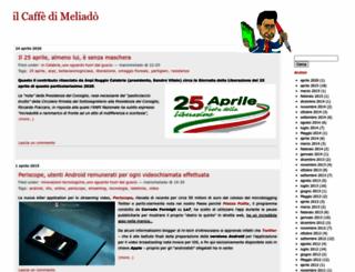 mariomeliado.wordpress.com screenshot