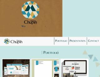 marionchupin.fr screenshot