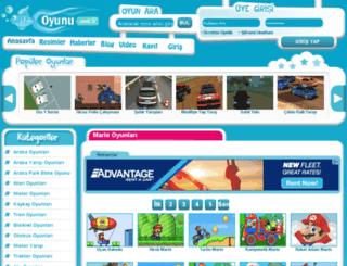 mariooyunlari.org screenshot