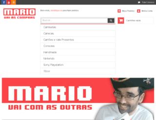 mariovaiascompras.com.br screenshot