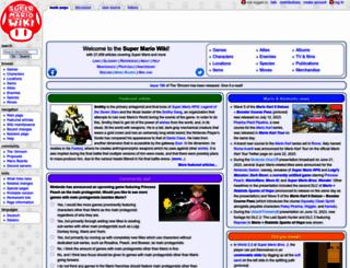 mariowiki.com screenshot