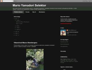 marioyamadori.blogspot.com screenshot