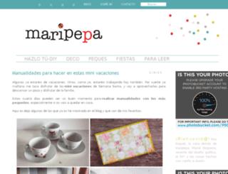 maripepa.net screenshot