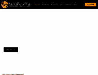 marisglobal.com screenshot