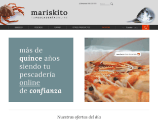 mariskito.es screenshot
