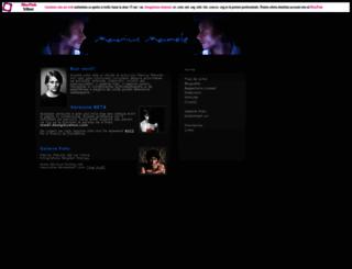 mariusmanole.uv.ro screenshot