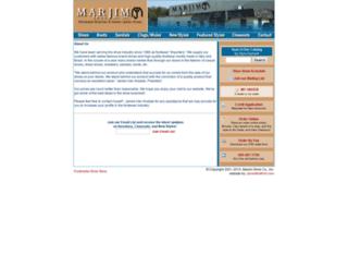 marjimshoe.com screenshot