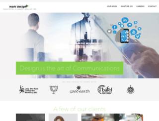 mark-design.net screenshot