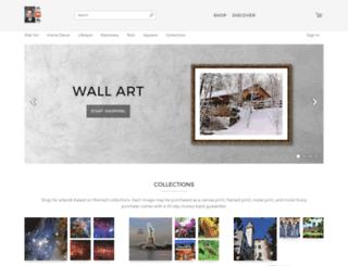 mark-madere.artistwebsites.com screenshot