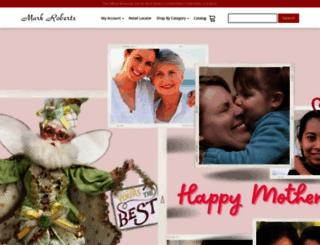 mark-roberts.com screenshot