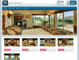 mark33.devsoho.com screenshot