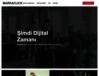 markaclick.com screenshot