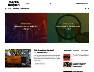 markafikirleri.com screenshot