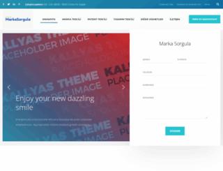 markasorgula.net screenshot
