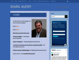 markavery.info screenshot