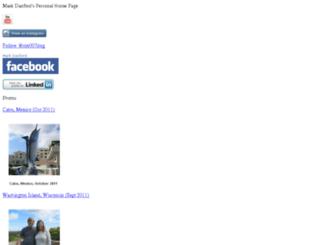 markdanford.com screenshot