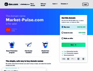 market-pulse.com screenshot