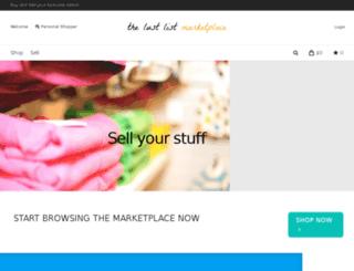 market.the-lust-list.co.uk screenshot