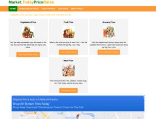 market.todaypricerates.com screenshot