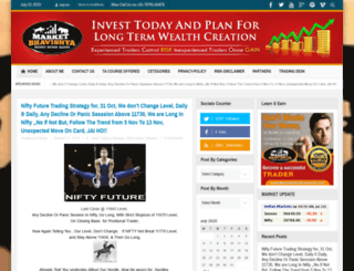 marketbhavishyareport.com screenshot