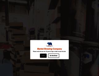 marketbrewingco.com screenshot