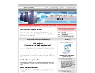 marketcentral.at screenshot