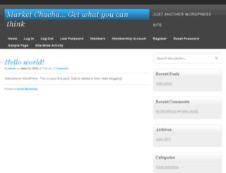 marketchacha.com screenshot