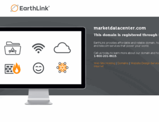 marketdatacenter.com screenshot