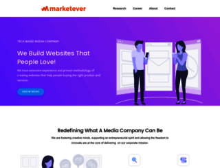 marketever.com screenshot