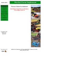 marketfarm.com screenshot