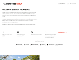 marketforce.com.au screenshot