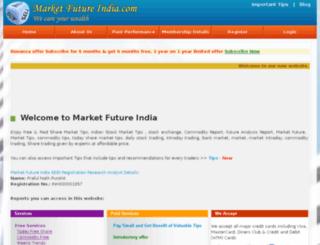marketfutureindia.com screenshot