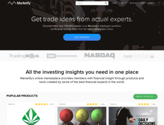 marketfy.com screenshot