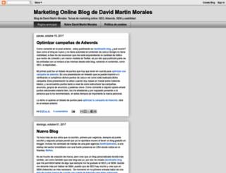 marketing-on-line.blogspot.com.es screenshot