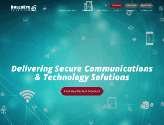 marketing.bullseyetelecom.com screenshot