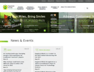marketing.osscube.com screenshot