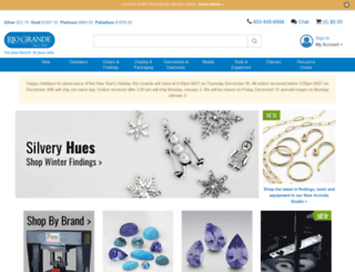 marketing.riogrande.com screenshot
