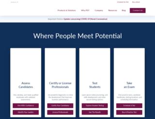 marketing.softwaresecure.com screenshot