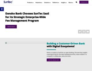 marketing.suntecgroup.com screenshot