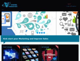 marketing.v2dl.com screenshot