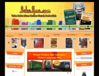 marketingalitishom.com screenshot
