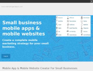 marketingandapps.com screenshot