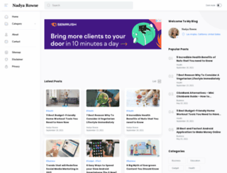 marketingarticlelibrary.com screenshot