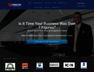 marketingautomationgroup.com screenshot