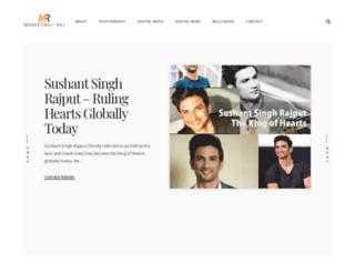 marketingbyraj.com screenshot