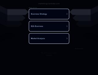 marketingclambake.com screenshot