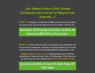 marketingconexito.com screenshot
